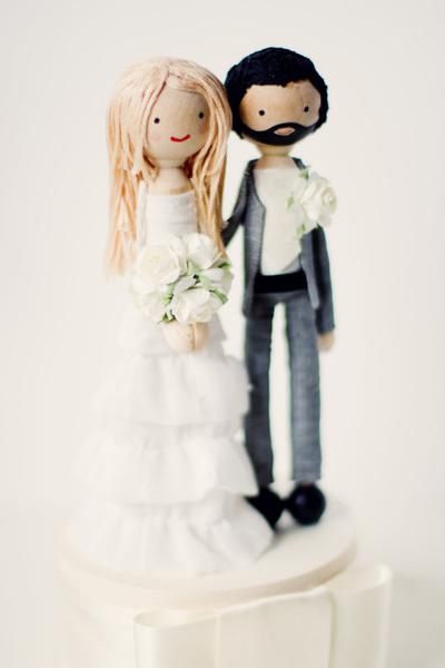 Brautpaar Figuren