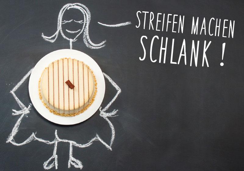Visual Statements Kuchen Sprche mit Bildern kombinieren