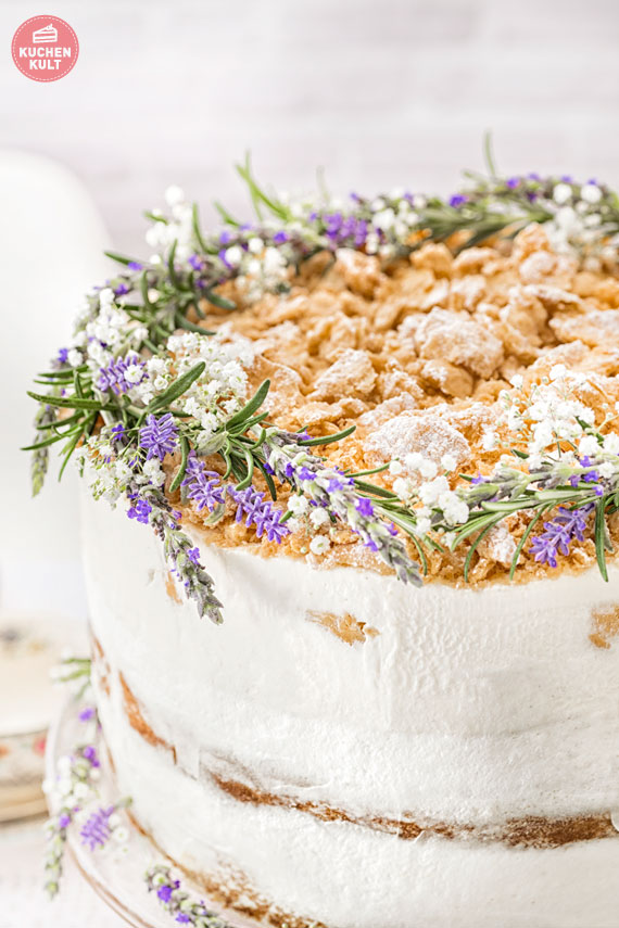 Hochzeitstorte selber machen Moderne Hochzeitstorten Deko