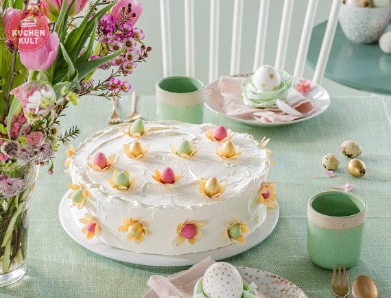 Ostertorten Einfache Rezepte fr frhlingshafte Torten zu Ostern