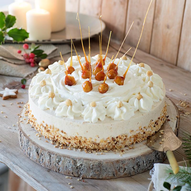 Weihnachtsdessert Weihnachtliche Desserts  Torten im