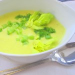 Nienasycenie.Zupa bananowa z curry.