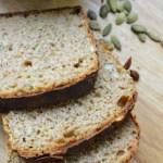 Chleb z dynią na zakwasie.World Bread Day 2013!