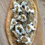 Bufala, karczochy i pistacje. Jej Wysokość Pizza!