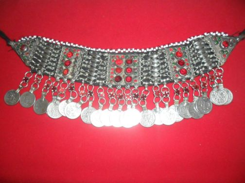 Kuchi Tribal Antique Necklace