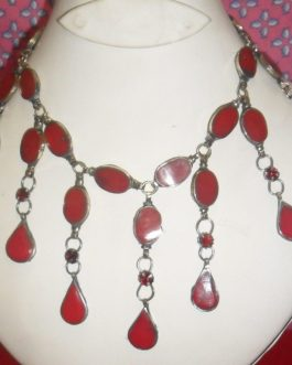 Afghani Style Necklace
