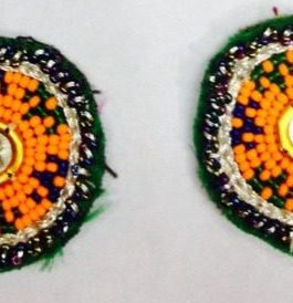 Medallions/Tikka of Fabric