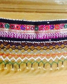 Kuchi belly-dance Belt with fancy net