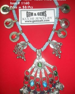 Turkmen Handmade Necklace