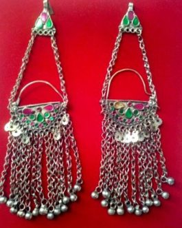 Beautiful Antique Tribal Ear Rings