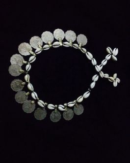 Shell  And Coins Necklace