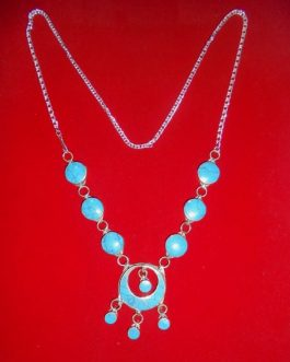 Turkman Turquoise Necklace