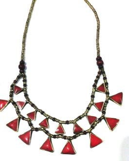 Latest Coral Necklace