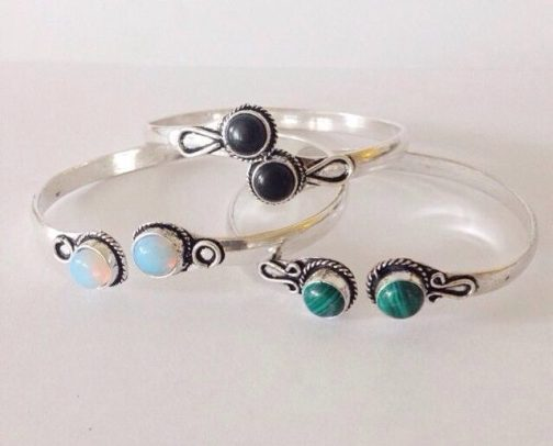 Double Beads Cuff -IN