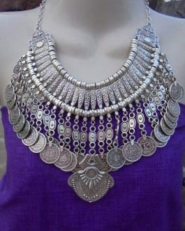 Turkish Pendant Necklace -IN-03