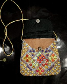 Double Side Mirror Bag/Clutch