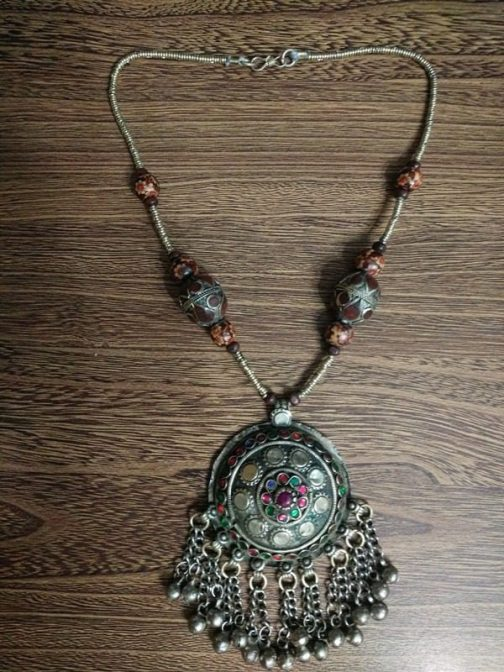 Turkman Beads Necklace-2