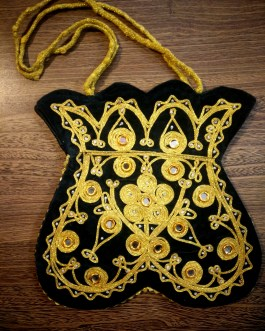Afghani Vase Shoulder Bag