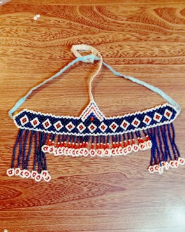 Afghani beaded handmade head piece