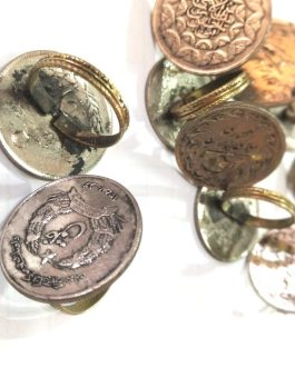 Antique Coin Ring