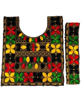 Sindhi Neckline with Cuff-1