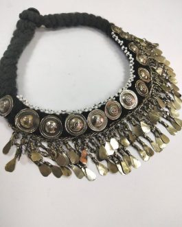 Small Leaf Turkman Choker