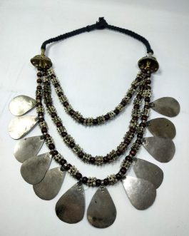 Fusion Three Layer Gypsy Necklace