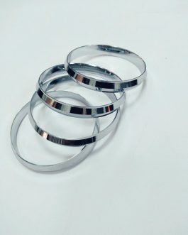 Stainless Steel Curved Bracelet