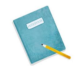 「キャンパスノート」がロングセラー