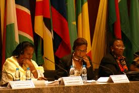 Delegates at the 2008 ACHPR in Nigeria