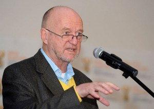 South Africa's Minister for Tourism Derek Hanekom