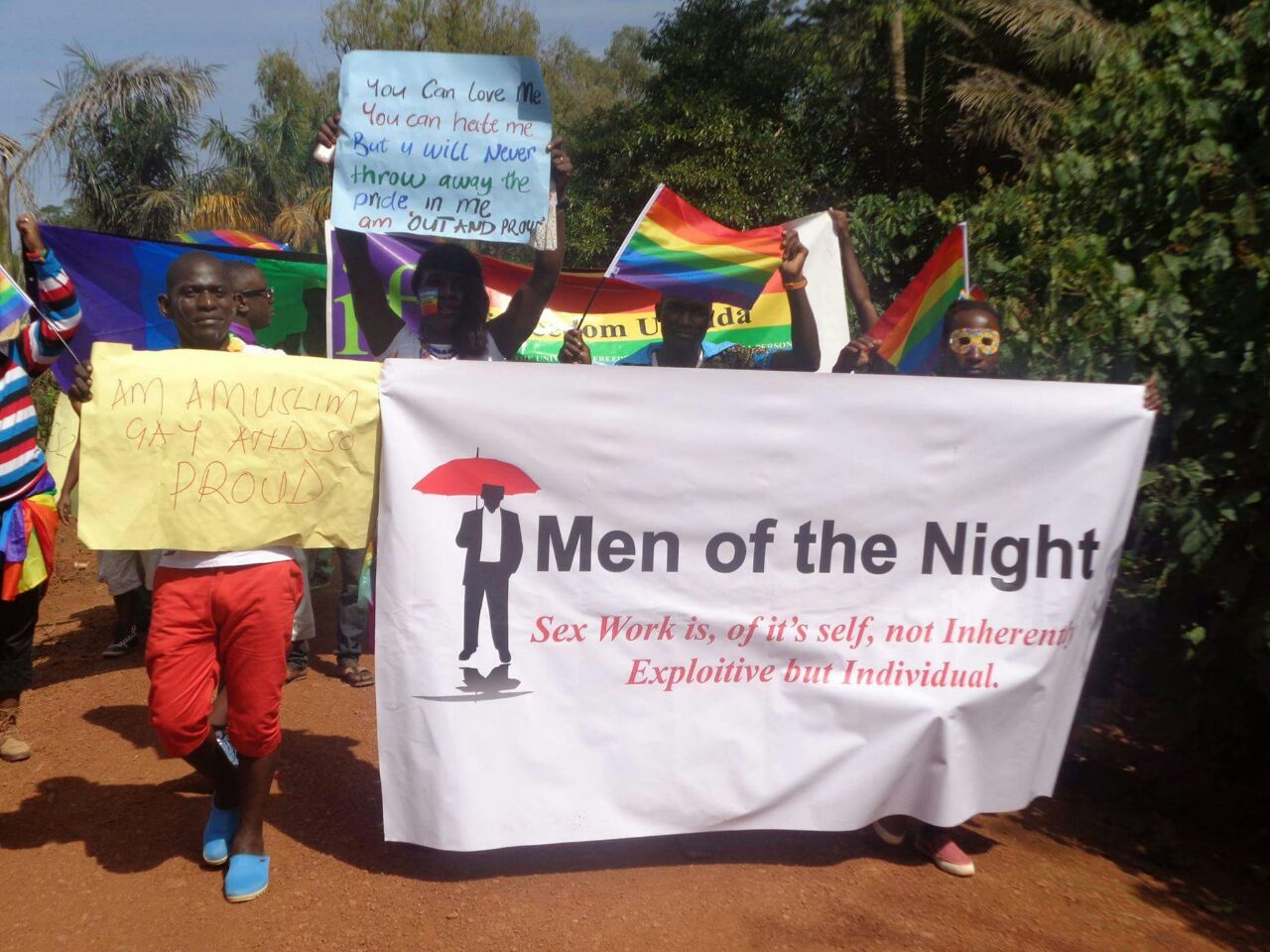 MEN OF THE NIGHT- Providing a Mouthpiece for Male Sex Workers in