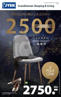 Jysk Katalog Akcija 28.09. - 11.10.2017. Kuda U Kupovinu