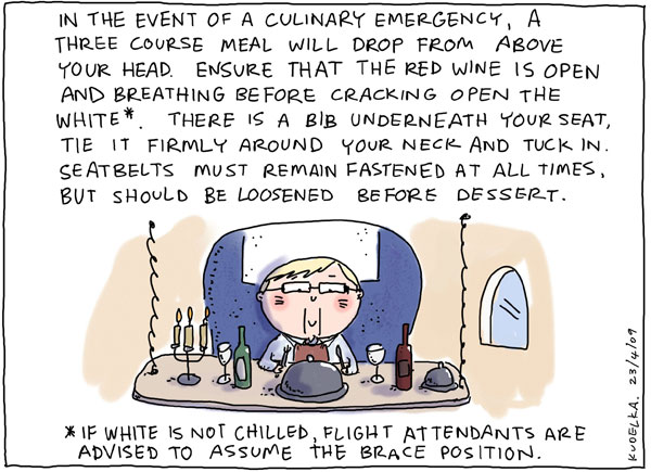 Culinary Emergency