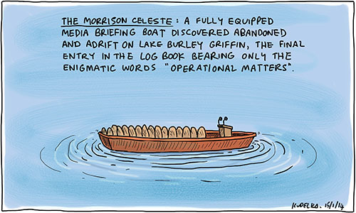 The Australian 16 January 2014