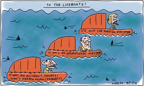 The Australian 18 January 2014