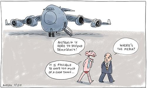 The Australian 6 January 2015