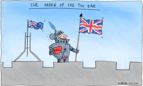The Australian 27 January 2015