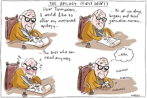 The Hobart Mercury 11 April 2015