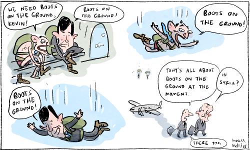 The Australian 24 November 2015