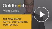 新的简单:定制你的办公室