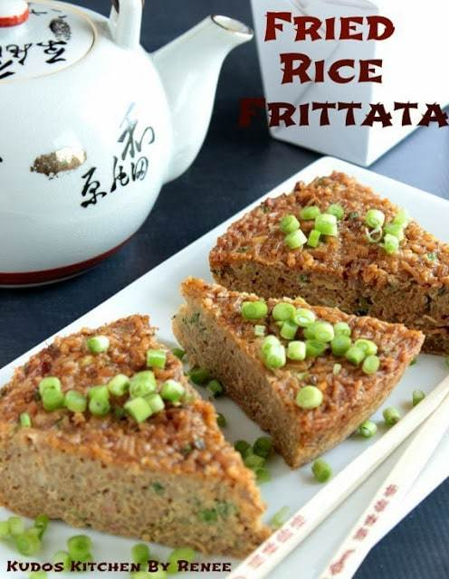 Fried Rice Frittata Reicpe