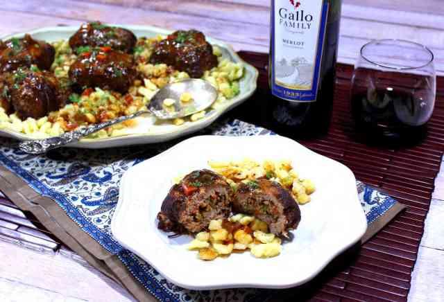 German Beef Rouladen - Kudos Kitchen by Renee