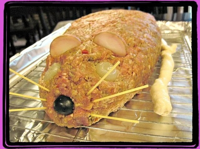 Rat Loaf Meatloaf