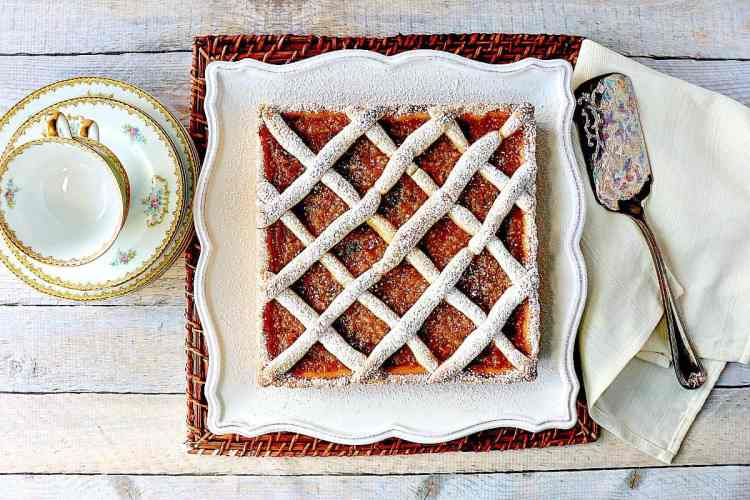 Great Grandma's Old-Fashioned Applesauce Cake goes back generations in my family. Grandma called it Fence Cake, but I call it delicious. - kudoskitchenbyrenee.com