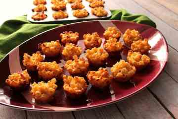 Macaroni and Cheese Appetizers