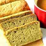 Yeast bread with avocado