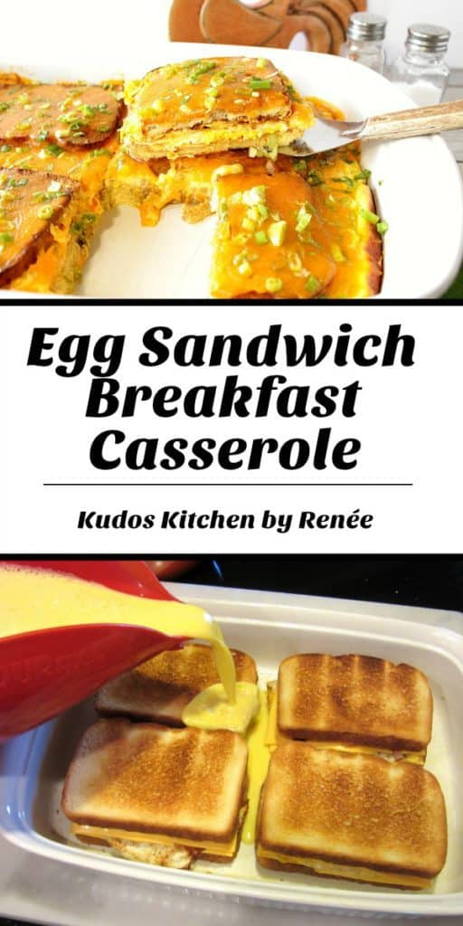 Easy Egg Sandwich Casserole Recipe