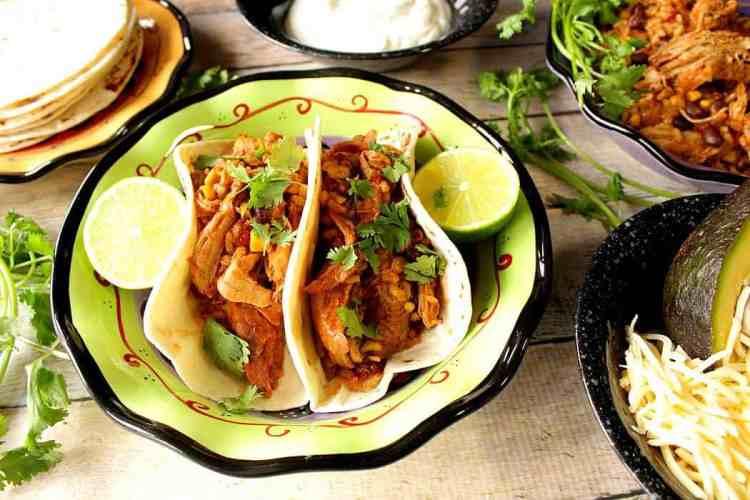 Slow Cooker Pork Taco Recipe