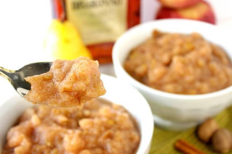 Apple Pear Sauce Recipe